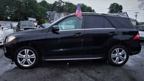 2013 Mercedes ML-350 Bluetec (Diesel)3.0Turbo/All Credit is APPROVED.. for sale in Haverhill, MA