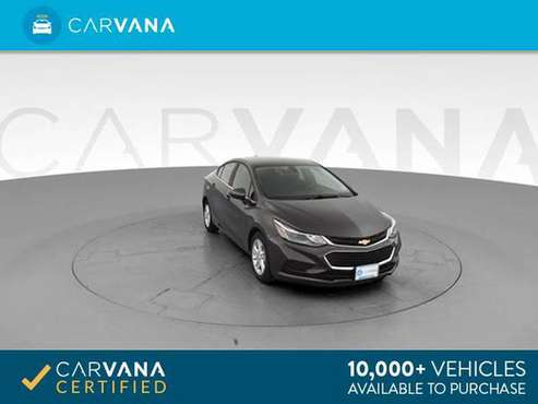 2016 Chevy Chevrolet Cruze LT Sedan 4D sedan Dk. Gray - FINANCE ONLINE for sale in Naples, FL