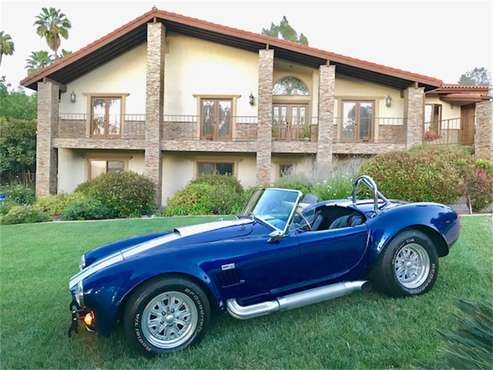 1965 Shelby Cobra Replica for sale in San Diego, CA