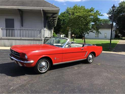 1965 Ford Mustang for sale in Utica, OH
