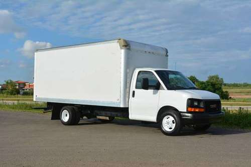 2012 GMC Savana 16ft Box Truck for sale in Chicago, IL