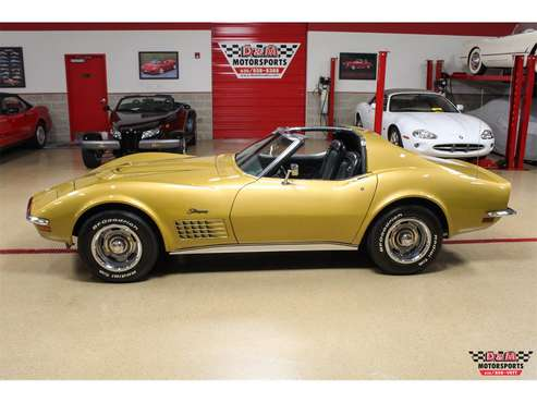 1971 Chevrolet Corvette for sale in Glen Ellyn, IL