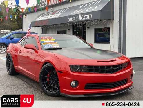 2013 Chevrolet Camaro SS for sale in Knoxville, TN
