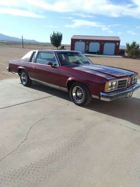 1978 Olds Delta 88 Royale for sale in Hackberry, AZ