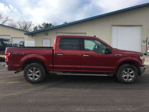 2019 F-150 Super Crew, Low Mileage *Repairable - cars & trucks - by... for sale in Wisconsin Rapids, WI