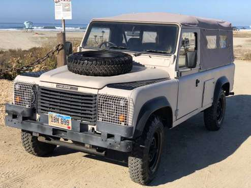 Land Rover Defender 110 for sale in Carlsbad, CA