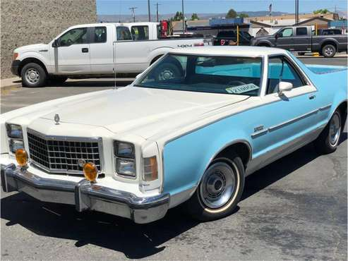 1979 Ford Ranchero for sale in Vernal, UT