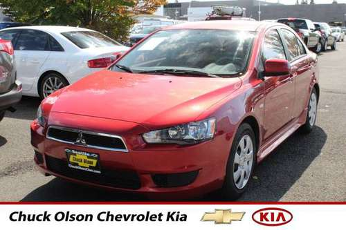 2014 Mitsubishi Lancer ES for sale in Shoreline, WA