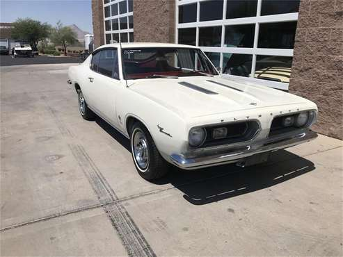 1967 Plymouth Barracuda for sale in Henderson, NV