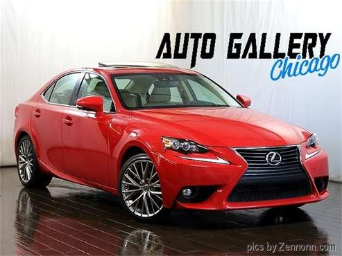 2016 Lexus IS for sale in Addison, IL