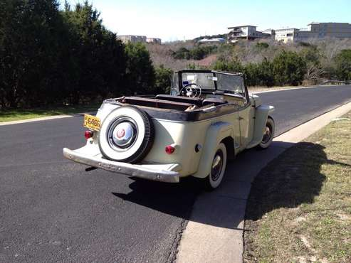 1949 Willys-Overland Jeepster for sale in Austin, TX
