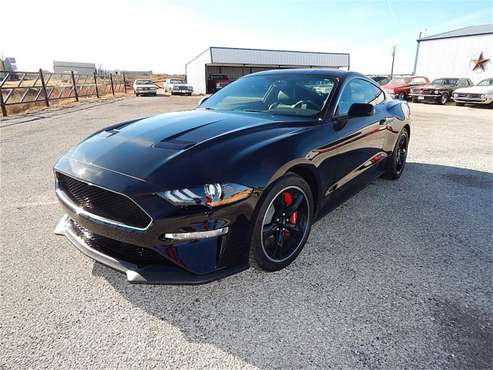 2019 Ford Mustang for sale in Wichita Falls, TX