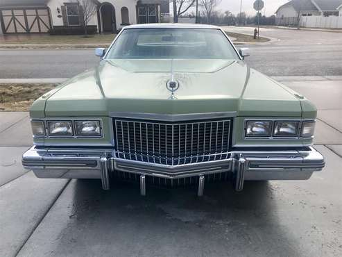 1975 Cadillac Coupe DeVille for sale in Eagle, ID