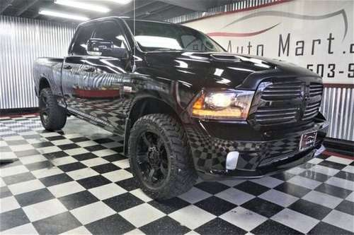 2013 Ram 1500 4x4 4WD Truck Dodge Sport Extended Cab4x4 4WD Truck Dodg for sale in Portland, OR