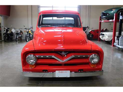1955 Ford F1 for sale in San Carlos, CA