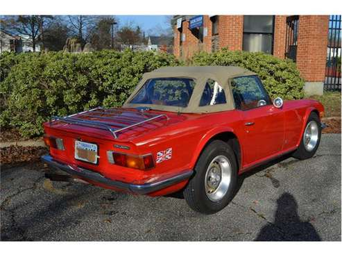 1974 Triumph TR6 for sale in Hampton, VA