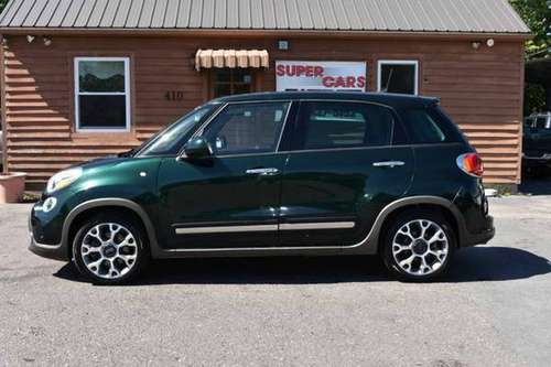 FIAT 500L Hatchback Trekking Used Automatic Crossover We Finance Autos for sale in jacksonville, NC, NC