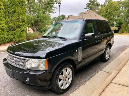 2006 LAND ROVER RANGE ROVER HSE for sale in Atlanta, GA