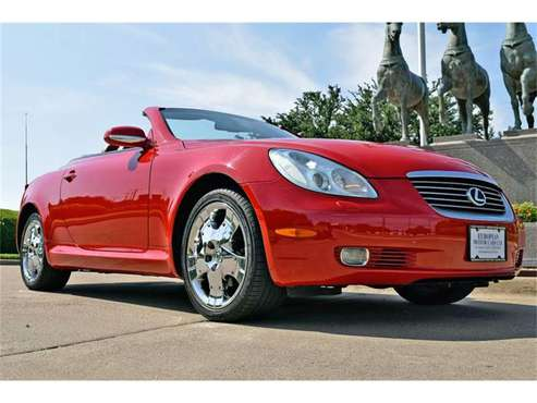 2005 Lexus SC400 for sale in Fort Worth, TX