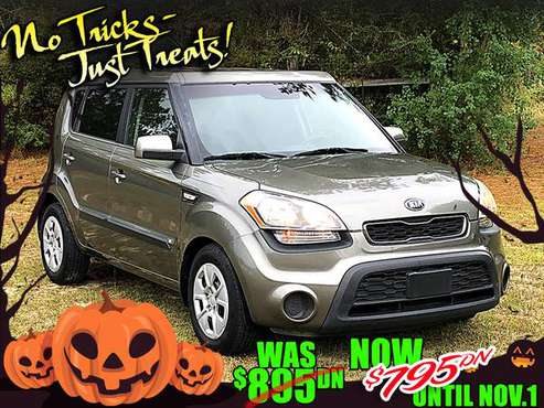 "🚩 """" KIA SOUL!! """" 2013 KIA SOUL 🚩 for sale in Saucier, AL"
