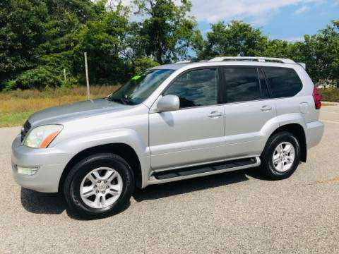 2006 Lexus GX 470 Every option,Third Row, Super clean for sale in Kingston, MA