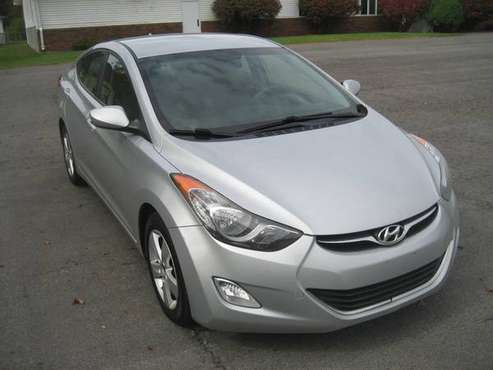 2013 Hyundai Elantra GLS / One-Owner / Sharp! for sale in ENDICOTT, NY