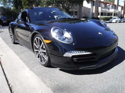 2015 Porsche 911 for sale in Thousand Oaks, CA