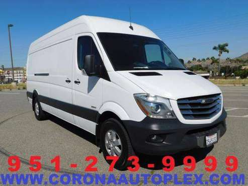 2014 Freightliner Sprinter Cargo 2500 3dr Cargo 170 in. WB - THE... for sale in Norco, CA