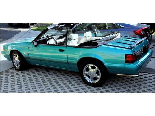 1993 Ford Mustang for sale in Corona, CA