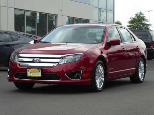 2011 Ford Fusion Hybrid Gas/Electric Hybrid - cars & trucks - by... for sale in CHANTILLY, District Of Columbia