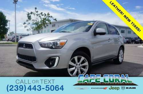 2015 Mitsubishi Outlander Sport SE for sale in Cape Coral, FL