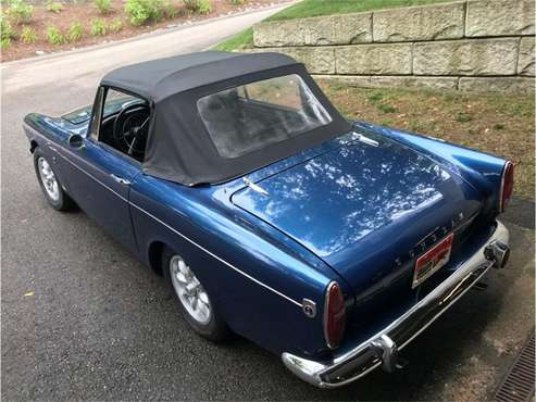1965 Sunbeam Tiger for sale in Holliston, MA