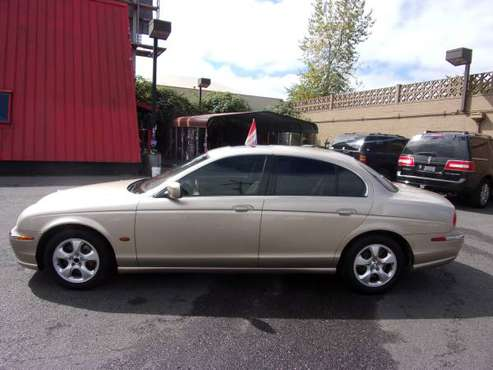HUGE SALE No Credit Check BUY Here PAY Here 2001 Jaguar S-Type Sedan for sale in Portland, OR