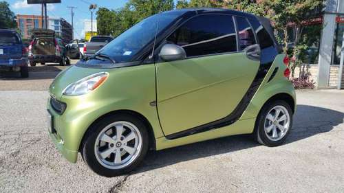 2012 Smart Fortwo Passion Cabriolet 2dr Convertable for sale in Plano, TX