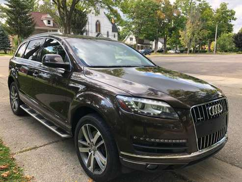 2010 AUDI Q7 PRESTIGE TDI..THIRD ROW..FINANCING OPTIONS AVAILABLE! for sale in Holly, MI