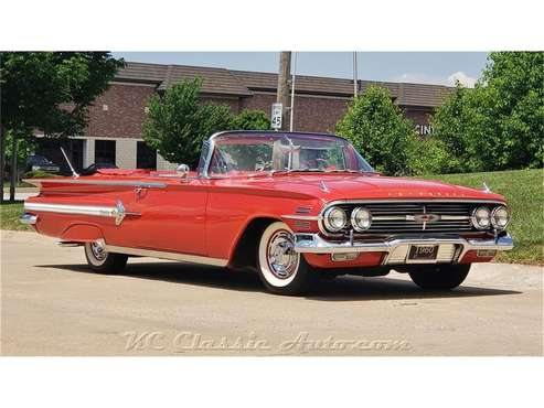 1960 Chevrolet Impala for sale in Lenexa, KS