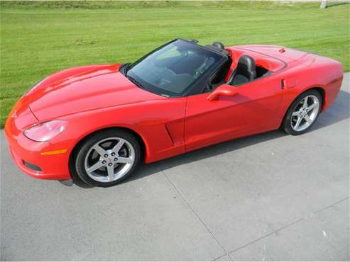 2005 Chevrolet Corvette for sale in West Okoboji, IA
