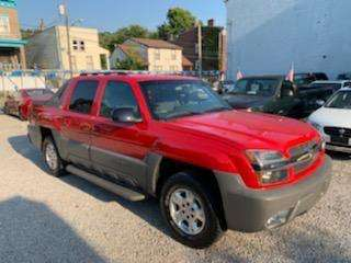 2002 Chevy Avalanche for sale in Cincinnati, OH