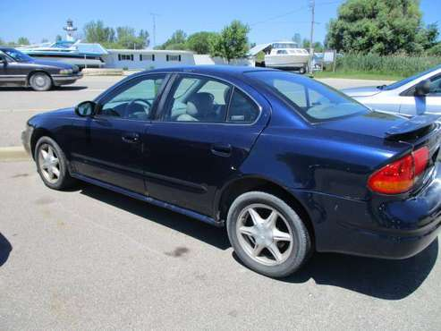 2000 Oldsmobile Alero Gl for sale in Essexville, MI