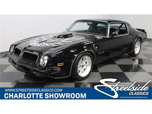 1976 Pontiac Firebird for sale in Concord, NC