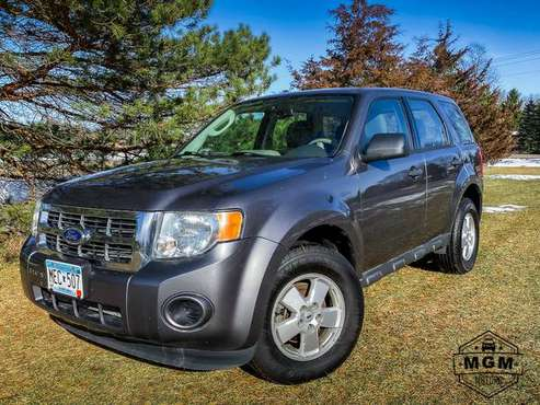 2011 FORD ESCAPE - cars & trucks - by dealer - vehicle automotive sale for sale in Oak Grove, MN