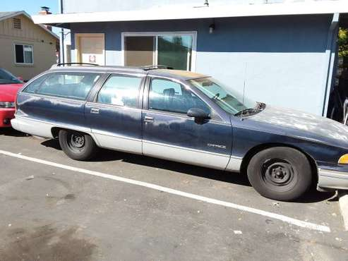 91 Caprice Wagon for sale in Sacramento , CA