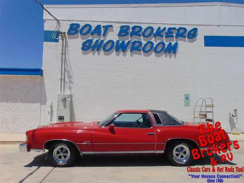 1975 Chevrolet Monte Carlo for sale in Lake Havasu, AZ