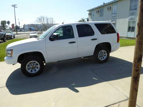 2012 Chevy Tahoe LS SSV 4X4 61K for sale in San Diego, CA