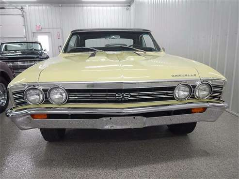1967 Chevrolet Chevelle SS for sale in Celina, OH