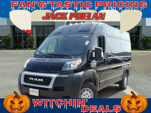 2019 Ram ProMaster Cargo Van/NO-MONEY-DOWN PROGRAMS for sale in Countryside, IL