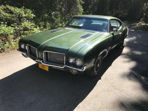 1972 Oldsmobile 442 for sale in Anchorage, AK