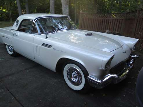 1957 Ford Thunderbird for sale in Alexandria, VA