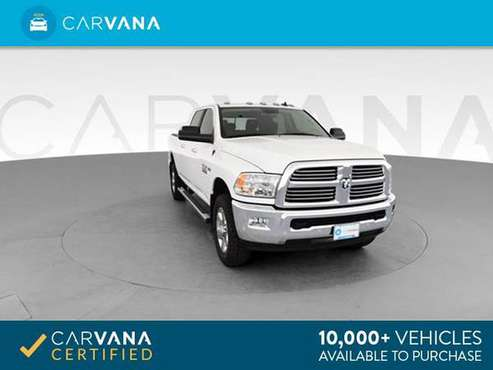 2017 Ram 2500 Mega Cab Big Horn Pickup 4D 6 1/3 ft pickup White - for sale in Chicago, IL