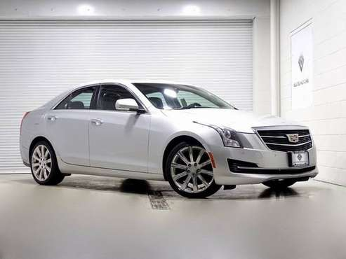 2016 Cadillac ATS 2.0L Turbo Luxury !!Bad Credit, No Credit? NO... for sale in WAUKEGAN, IL